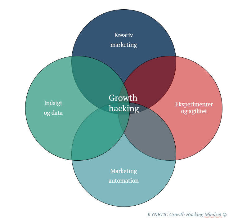 Growth hacking proces